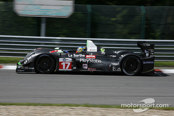 #17 Pescarolo Sport Pescarolo - Judd: Bruce Jouanny, Joao Barbosa