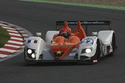 #32 Team Barazi - Epsilon Zytek 07S - Zytek: Juan Barazi, Fernando Rees