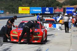 #30 Racers Edge Motorsports Mazda RX-8: Dane Cameron, Bryce Miller