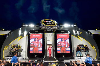 Drivers introduction: Tony Stewart, Stewart-Haas Racing Chevrolet