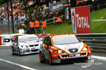 Tom Coronel, Sunred Engineering, Seat Leon 2.0 TFSI