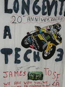 Tech 3 celebrates 20th anniversary