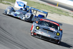 #87 Farnbacher Loles Racing Porsche 911 GT3 RSR: Marc Lieb, Wolf Henzler