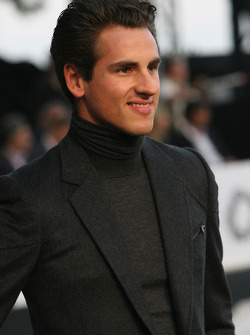 Adrian Sutil, Force India F1 Team at the Fashion show