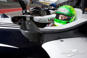 Kevin Mirocha, HBR Motorsport Dallara F308 Mercedes