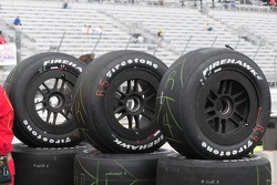 Tires ready for practice