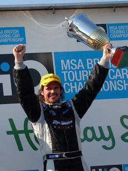 James Thompson - Race Winner