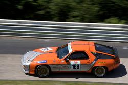 #168 Porsche 928S: Jörg Bratke, Oliver Louisoder