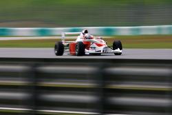 Akhil Kushlani, E-Rain Racing