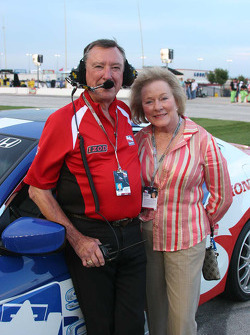 Johnny and Betty Rutherford