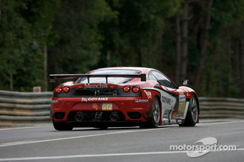 #78 AF Corse Ferrari F430 GT: Gianmaria Bruni, Luis Perez-Companc, Mattias Russo