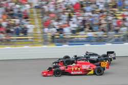 Graham Rahal, Newman/Haas/Lanigan runs with Marco Andretti, Andretti Green Racing