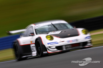#60 Prospeed Competition Porsche 997 GT3 RSR: Emmanuel Collard, Richard Westbrook