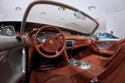 1992 Porsche Studie Boxster interior