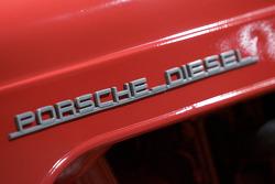 1959 Porsche Schlepper Standard 218 tractor detail