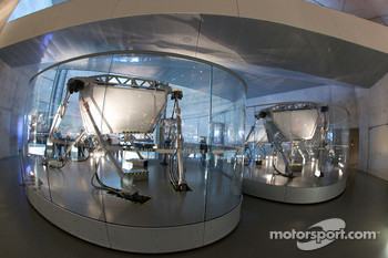 Silver arrows: racing simulators