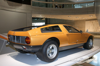 Fascination of technology: 1970 Mercedes-Benz C 111