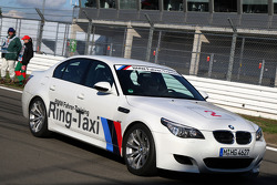 Taxi rides givenby Christian Klien, Test Driver, BMW Sauber F1 Team