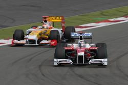 Jarno Trulli, Toyota F1 Team, Fernando Alonso, Renault F1 Team