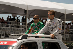 Tony Kanaan, Andretti Green Racing, Ed Carpenter, Vision Racing