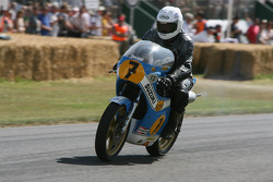 Chris Wilson, Suzuki RG500 XR14 1975