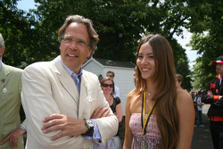 Lord March, Jessica Michibata