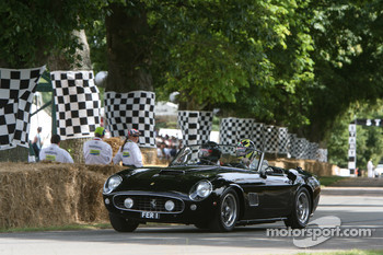 Ferrari 250 GT California Spyder 1961, Chris Evans' Magnificent 7