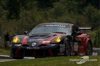 #21 Panoz Team PTG Panoz Esperante GTLM: Dominik Farnbacher, Ian James, Tom Sutherland