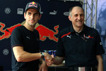 Jaime Alguersuari, Scuderia Toro Rosso, Franz Tost, Scuderia Toro Rosso, Team Principal