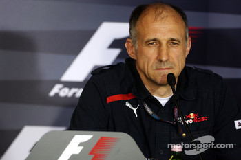 FIA press conference: Franz Tost, Scuderia Toro Rosso, Team Principal
