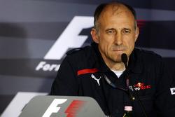 FIA press conference: Franz Tost, Scuderia Toro Rosso, Team Principal