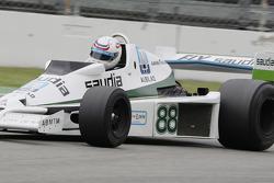 Simon Hadfield, Williams FW6