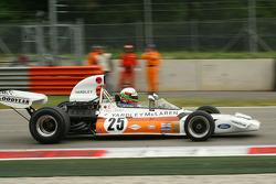 Roby Crippa, McLaren M19