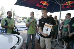 Pirelli Star Driver event