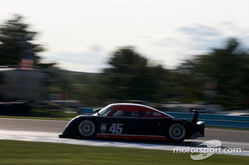 #45 Orbit Racing BMW Riley: Ryan Dalziel, Bill Lester