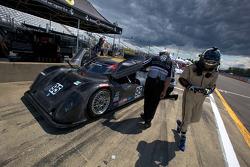 #95 Supercar Life Racing BMW Riley: Christophe Bouchut, Scott Tucker