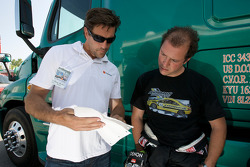 Patrice Brisebois and Jean-François Dumoulin