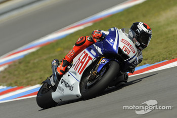 Jorge Lorenzo, Fiat Yamaha Team