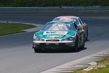 #35 Steve Park - Waste Management Recycle America Chevrolet  #00 Ryan Truex - NAPA Auto Parts Toyota