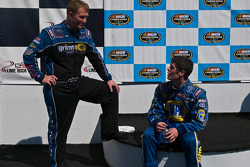 Eddie MacDonald and Ryan Truex