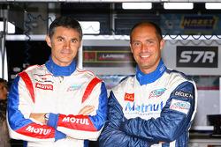 Roland Berville and Sébastien Dumez