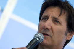 Pre-event press conference: Ron Fellows
