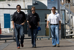Pre-event press conference: Ron Fellows, Brad Keselowski and Scott Pruett