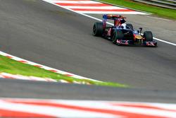 Jaime Alguersuari, Scuderia Toro Rosso, STR4