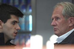 Jaime Alguersuari, Scuderia Toro Rosso, Dr. Helmut Marco, Red Bull Racing