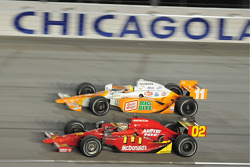Graham Rahal, Newman/Haas/Lanigan Racing and Tony Kanaan
