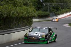 #66 TRG Porsche GT3: Andy Lally, Brendan Gaughan