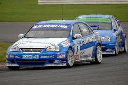 Jason Plato leads James Nash