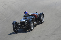Greg Johnson, 1929 Riley Brooklands