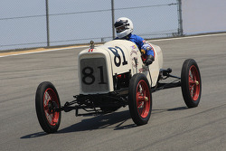 Bruce Hudkins, 1922 Ford Model T Speedster